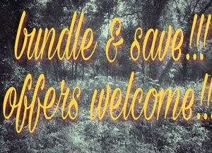 Other - Reasonable offers welcome! Bundle for discounts!